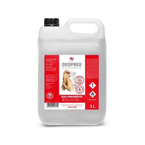 20-B07 20-B07 MA Professional - DEOPREX żel do dezynfekcji rąk 5 L